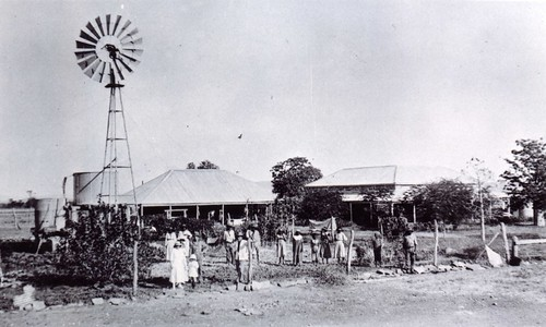 1921 Argyle Station, Kimberley district, about 100 miles from Wyndham - KHS-2011-15-13-P2-D