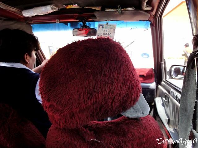 Taxi em Arequipa