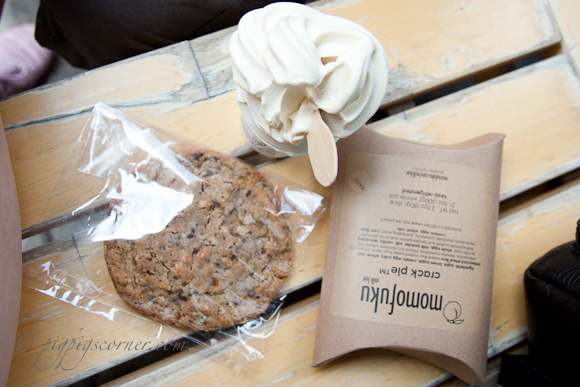 Momofuku milk bar, New York