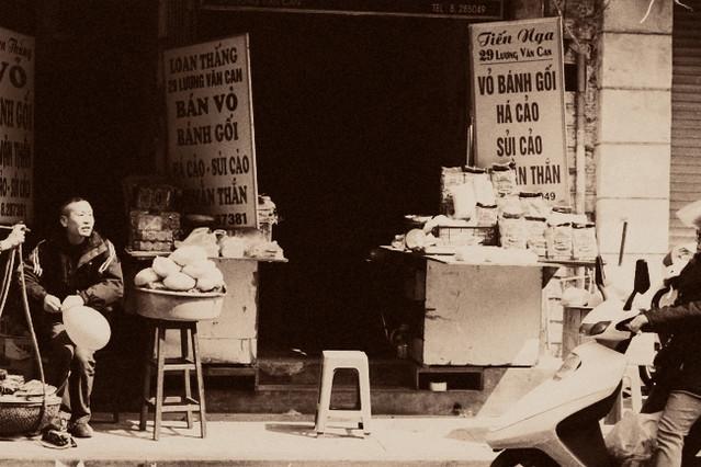 Hanoi Old Quarter.