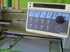 Tajima TMFX -C1202 (Embroidery Warehouse) Tags: sewing stitching tajima embroidering tewh tajimaembroiderymachines tajimatmfxc1202 theembroiderywarehouseinc
