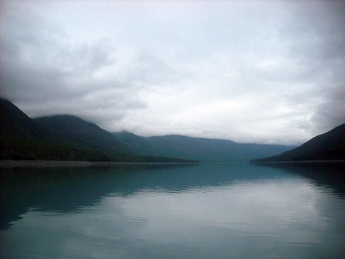 Another Glacial Lake in Alaska