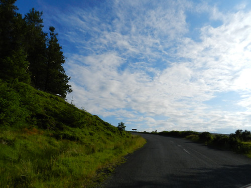 Wednesday spin (from Sally Gap to Lough Tay)