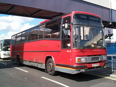 London General and Nostalgiabus C377PCD Dartford 210800 (jmupton2000) Tags: london buses ahead general go central