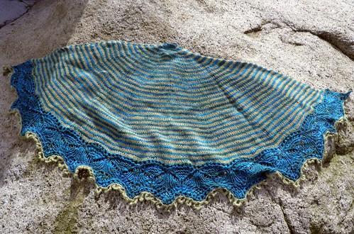 Cladonia shawl