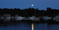 DSC_0076 (Putneypics) Tags: moon harbor capecod massachusetts moonrise falmouth quissett putneypics