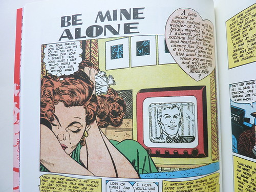 Setting the Standard: Comics by Alex Toth 1952-1954 - detail