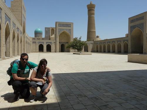 En Bukhara