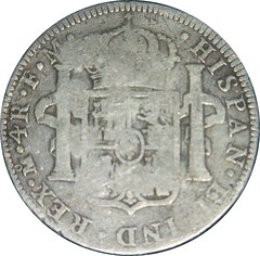 Theophilus Bradbury coin reverse