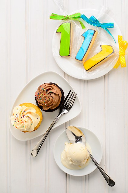Cupcake and Ice Cream 4