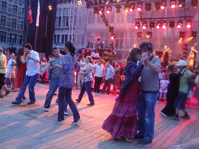 Antwerpen 11 juli 2011 - 16