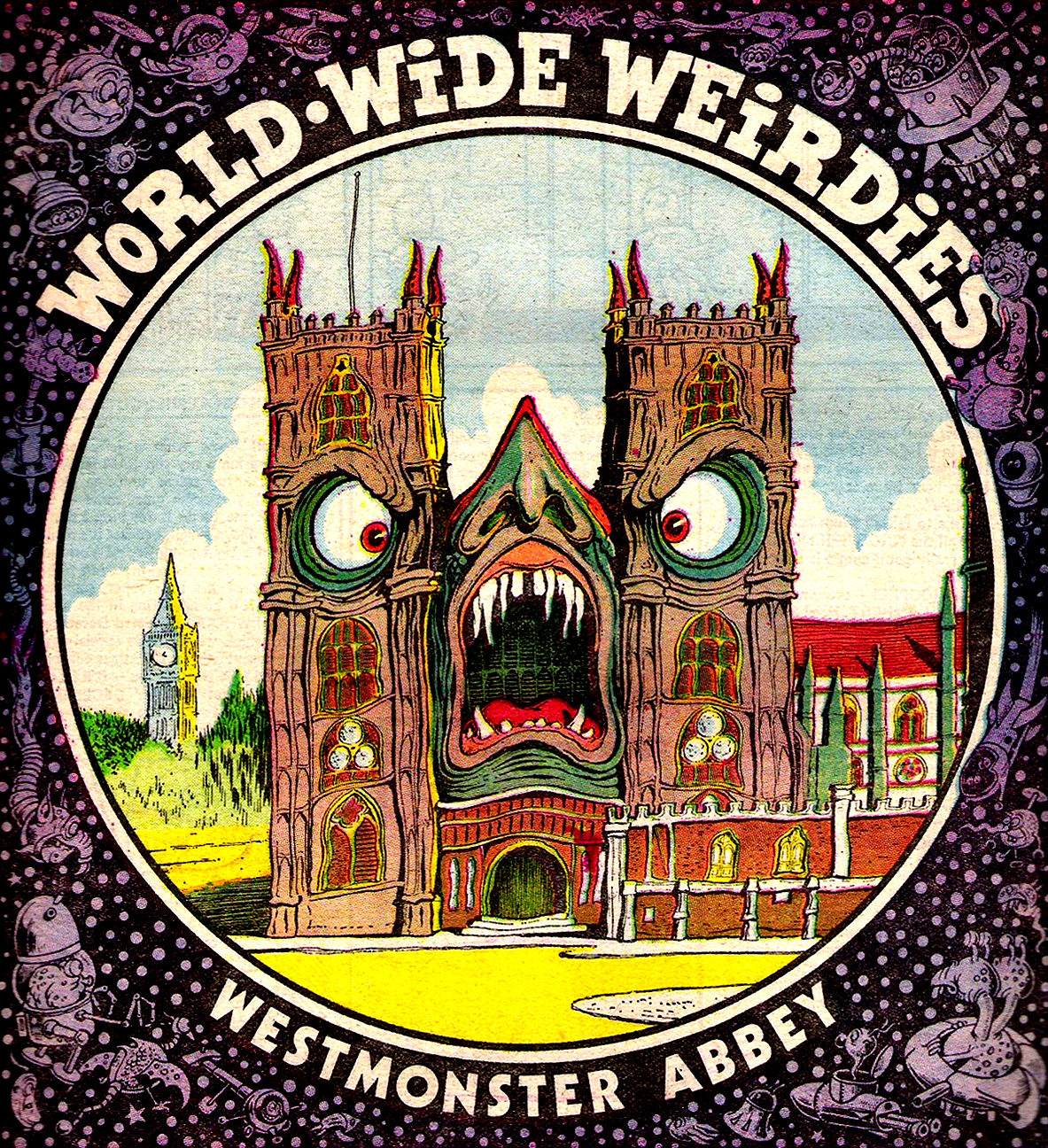Ken Reid - World Wide Weirdies 71