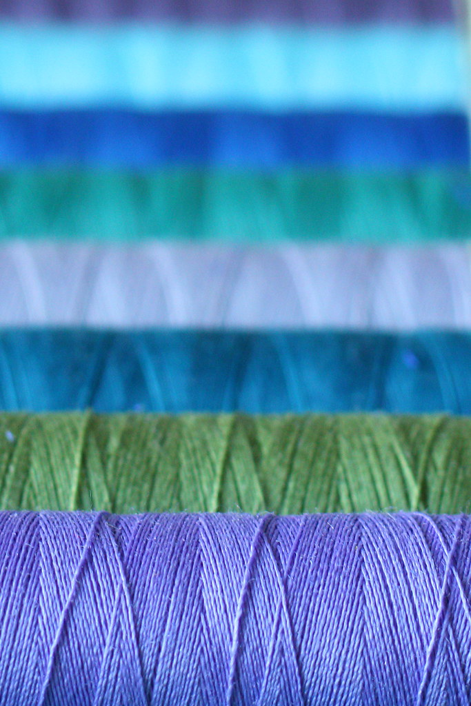 Stitcher's palette by jillyspoon