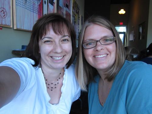 Erica & Karen