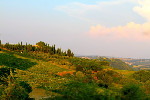 Tuscany by teammarcopolo
