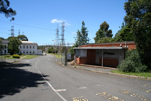 Old SECV offices at Yallourn Power Station
