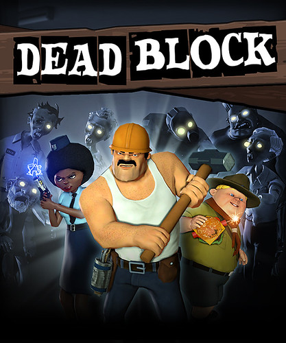 Dead Block for PS3 (PSN)