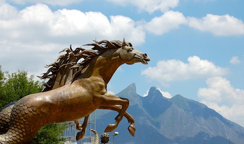 Cerro de la Silla, Monterrey