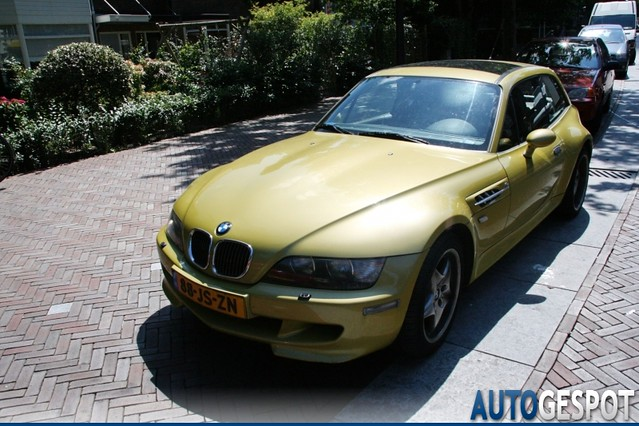 S54B32 M Coupe | Phoenix Yellow