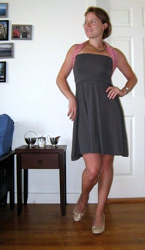 Skirt as Dress Option 3