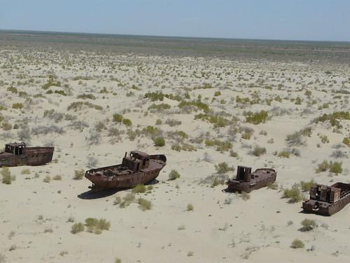 Mar de Aral (by elrincondesele.com)
