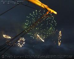 Greenock fireworks 7/11