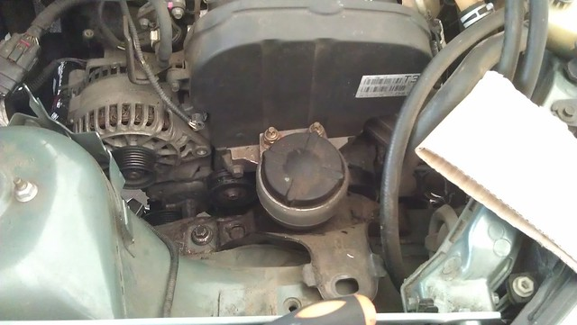 2002 ford focus zx5 alternator