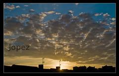 (jopez _fotografia) Tags: morning sky backlight clouds contraluz dawn spain amanecer cantabria jorgelópez jopez