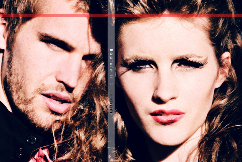 Rapture In Sydenham - A gritty urban love story, Editorial Fashion Photography A