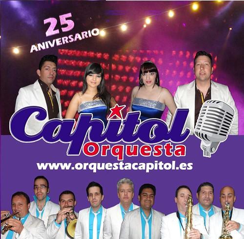 Orquesta Capitol 2011 - CD 25 Aniversario