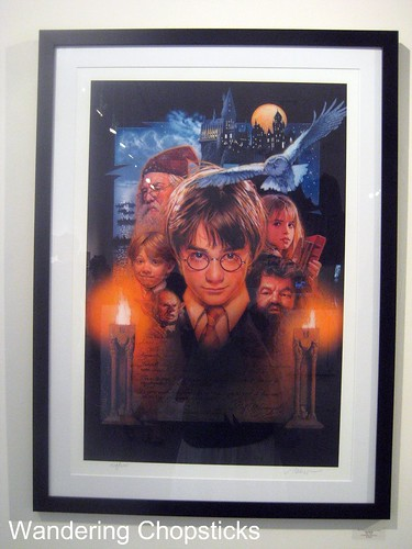Harry Potter Tribute Exhibition - Nucleus Art Gallery and Store - Alhambra 47