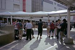 untitled (yoster) Tags: film tokyo minolta kodak rangefinder  f18 45mm machida gold100 rokkor  himatic7s