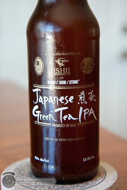 Stone Green Tea IPA 72111 © Michael Klayman-002