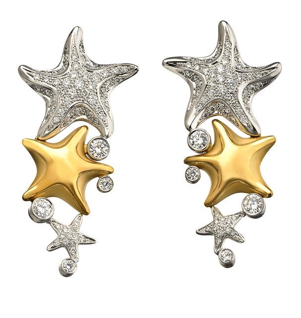 Atenea Fine Jewelry Earrings in yellow and white gold and di.jpg