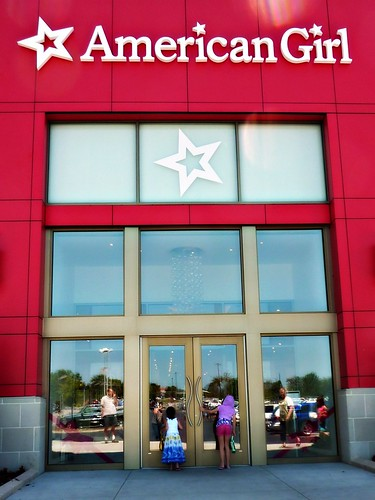 The Kansas City American Girl Store!