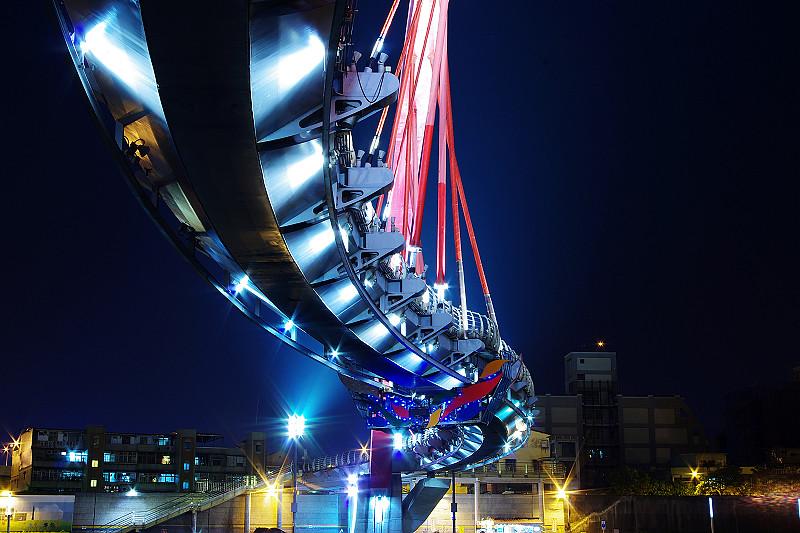 象山101與彩虹橋夜拍(k-x  18-55kit)