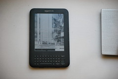 kindle one (the measure of mike) Tags: texture loss technology graphic line brilliant ereader brokendown servicedesign fondness