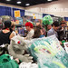 Gerard Way and his family shop at Comic Con