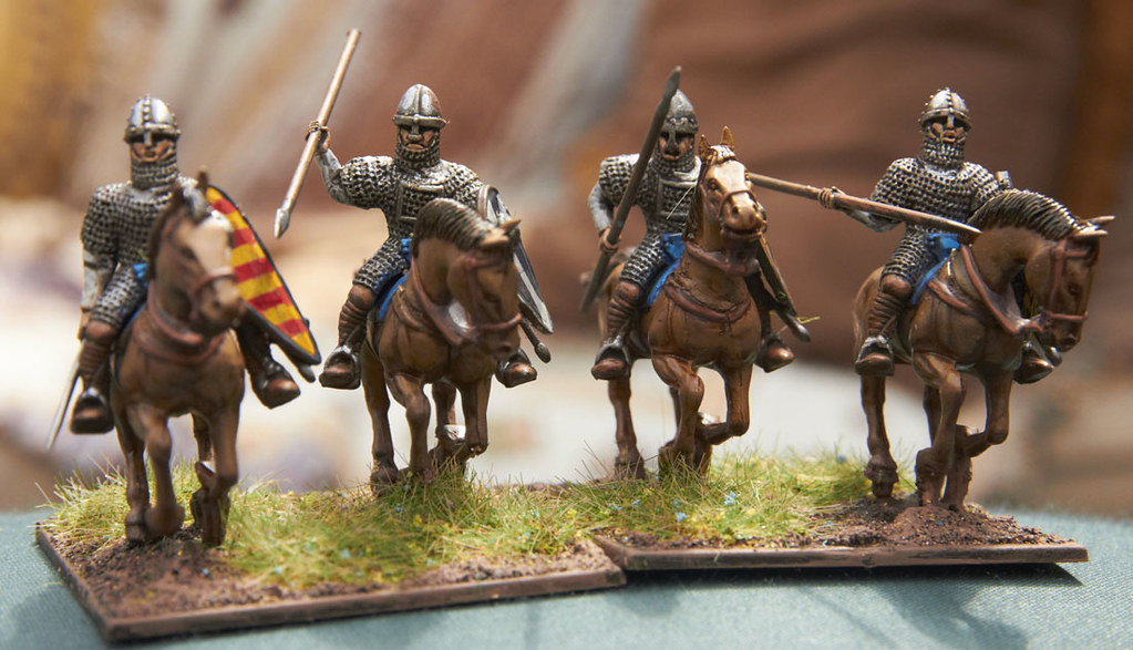 The Gamer's Table: The cost of War (gaming) a Norman army