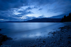 Blue Trace of Time (Claire Chao) Tags: ocean longexposure blue sunset sea cloud canada color colour water colors vancouver clouds canon rocks alone quiet colours bc waterfront dancing cloudy britishcolumbia magic dramatic noone floating tranquility nobody calm imagination stanleypark tranquil thirdbeach darkclouds drifting darkcloud quietness bluetone aftersunset longexposures cloudysunset llens customwb beautifulbritishcolumbia simplybeautiful bluemagic simpleisbeautiful bymyself bluewaves canon1635mmf28 floatingcloud canoneos5dmarkii sunsetwatch traceoftime 1635mmllens driftingcloud 4000k0