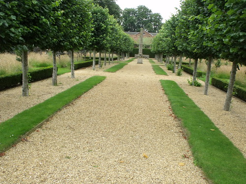 Houghton Hall - Walled Garden - Italian Garden