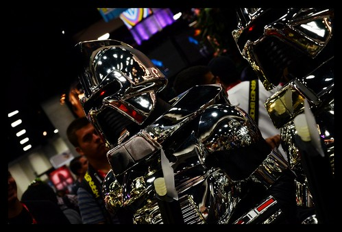 SDCC 2011 - Cylons
