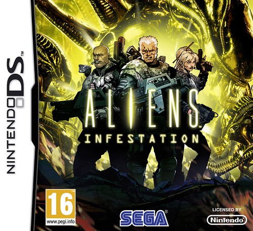 SEGA anuncia Aliens: Infestations