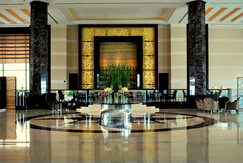 Radisson Blu Lobby
