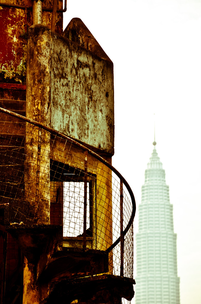 A different view of Old and New 新旧 ...