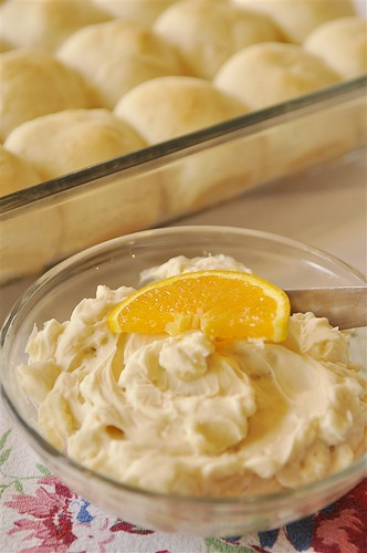 Wild Orange Honey Butter