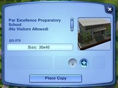 Town - Par Excellence Preparatory School
