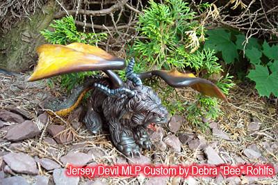 Jersey Devil My Little Pony Bee-Chan