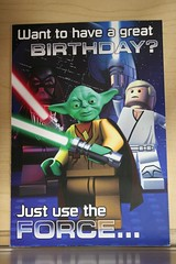 Hallmark LEGO Star Wars Invitations