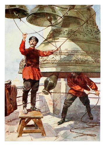 003-Campaneros rusos-Russia-1913- F. de Haenen